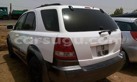 Acheter Voiture Kia Sorento Blanc à Ouagadougou en Burkina-Faso