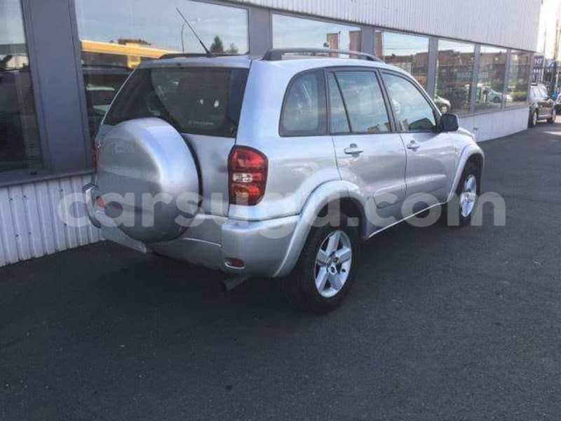 acheter neuf voiture toyota rav4 gris à ouagadougou au burkina