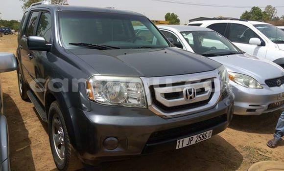 Acheter Neuf Voiture Honda Pilot Noir à Ouagadougou au Burkina-Faso