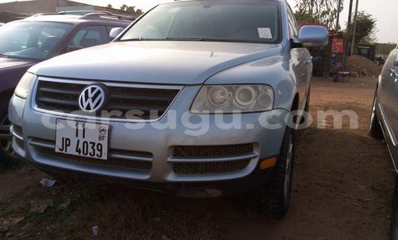 Acheter Neuf Voiture Volkswagen Touareg Gris à Ouagadougou au Burkina-Faso
