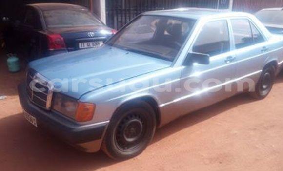 Acheter Occasion Voiture Mercedes‒Benz 190 Gris à Ouagadougou au Burkina-Faso