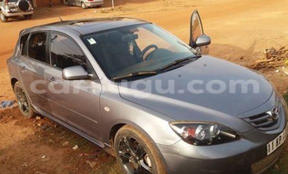 Acheter Neuf Voiture Mazda 3 Marron à Ouagadougou au Burkina-Faso