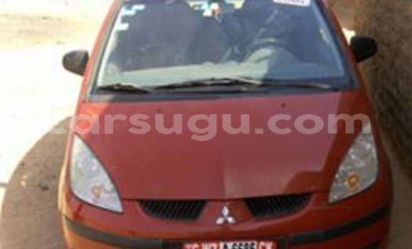 Acheter Voiture Mitsubishi Colt Rouge à Ouagadougou en Burkina-Faso