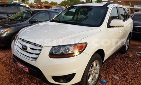 Acheter Voiture Hyundai Santa Fe Blanc à Ouagadougou en Burkina-Faso