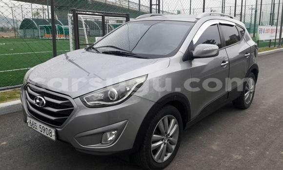 Acheter Neuf Voiture Hyundai Tucson Gris à Ouagadougou, Burkina-Faso