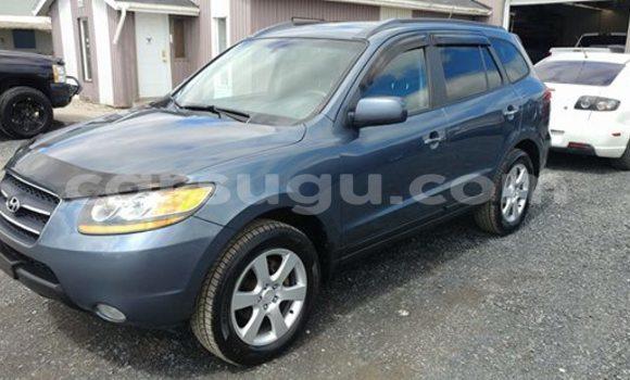 Acheter Voiture Hyundai Santa Fe Bleu à Ouagadougou en Burkina-Faso