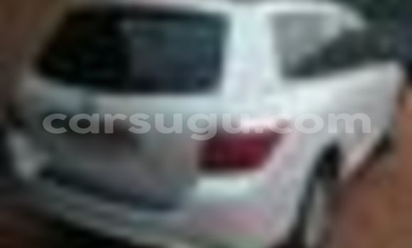 Acheter Neuf Voiture Toyota Highlander Blanc à Ouagadougou, Burkina-Faso