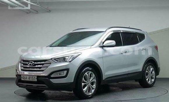 Acheter Voiture Hyundai Santa Fe Gris à Ouagadougou en Burkina-Faso