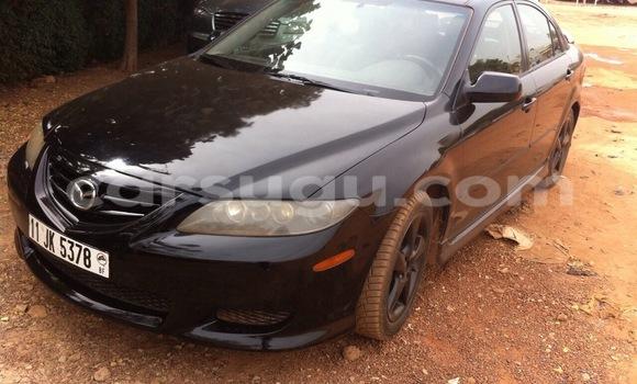 Acheter Occasion Voiture Mazda 6 Noir à Ouagadougou au Burkina-Faso