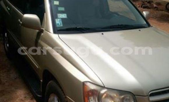 Acheter Neuf Voiture Toyota Highlander Noir à Bobo Dioulasso, Burkina-Faso