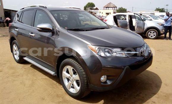 Acheter Neuf Voiture Toyota RAV4 Noir à Ouagadougou au Burkina-Faso