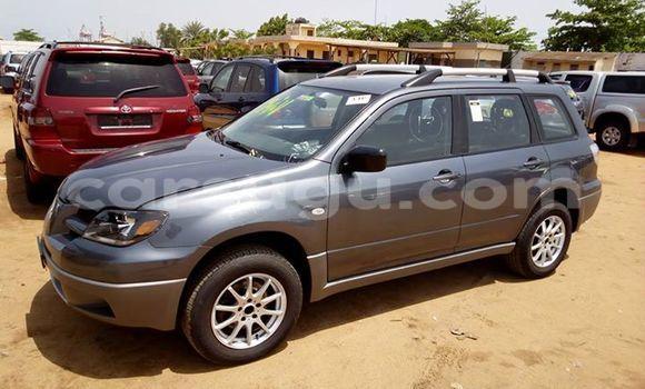 Acheter Voiture Mitsubishi Outlander Noir à Ouagadougou en Burkina-Faso