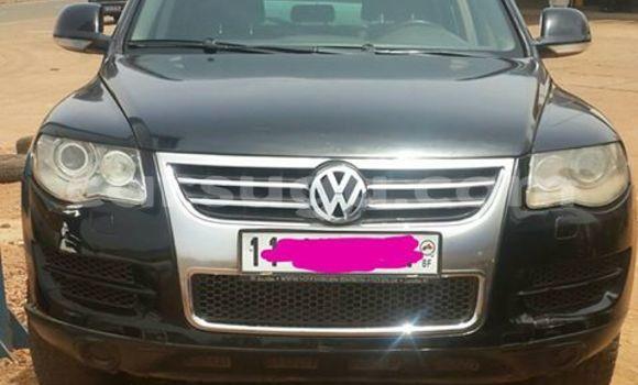 Acheter Neuf Voiture Volkswagen Touareg Noir à Ouagadougou au Burkina-Faso