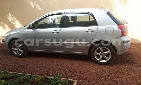 Acheter Occasions Voiture Toyota Corolla Gris à Ouagadougou, Burkina-Faso