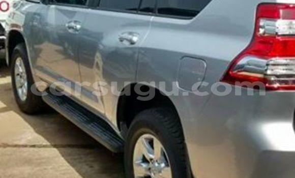 Acheter Neuf Voiture Toyota Land Cruiser Prado Noir à Ouagadougou, Burkina-Faso