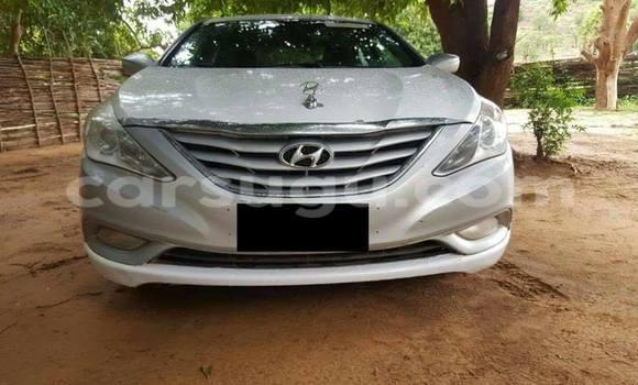 Acheter Voiture Hyundai Sonata Gris à Ouagadougou en Burkina-Faso