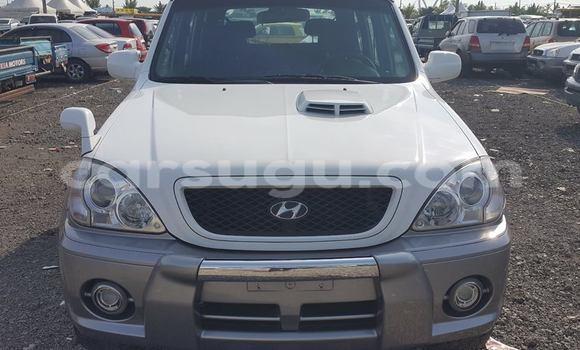 Acheter Voiture Hyundai Tucson Gris à Ouagadougou en Burkina-Faso