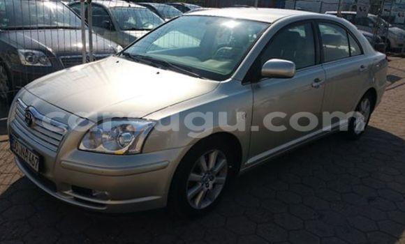 Acheter Neuf Voiture Toyota Avensis Marron à Ouagadougou au Burkina-Faso