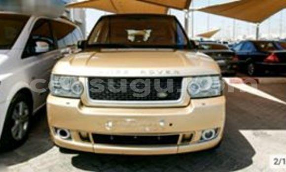 Acheter Neuf Voiture Land Rover Range Rover Vogue Marron à Ouagadougou, Burkina-Faso