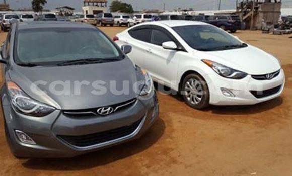 Acheter Voiture Hyundai Elantra Noir à Ouagadougou en Burkina-Faso
