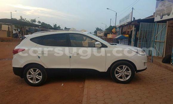 Acheter Voiture Hyundai ix35 Blanc à Ouagadougou en Burkina-Faso