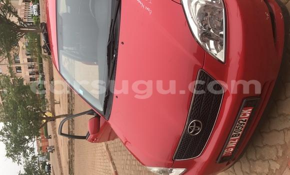 Acheter Occasion Voiture Toyota Corolla Rouge à Ouagadougou au Burkina-Faso