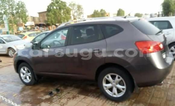 Acheter Occasion Voiture Nissan Rogue Noir à Ouagadougou, Burkina-Faso
