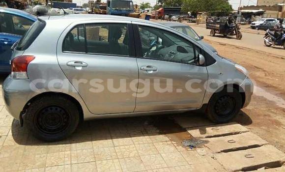 Acheter Voiture Toyota Yaris Gris à Ouagadougou en Burkina-Faso