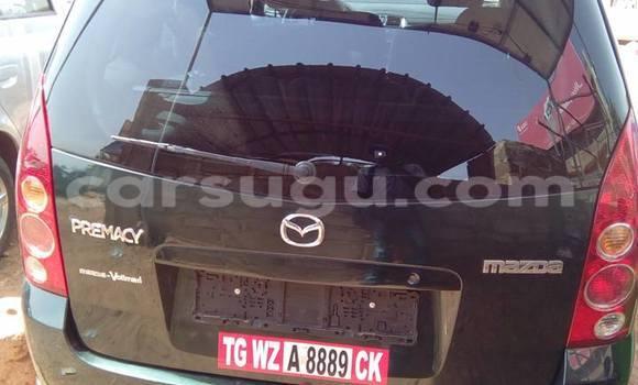 Acheter Occasion Voiture Mazda Premacy Vert à Ouagadougou, Burkina-Faso
