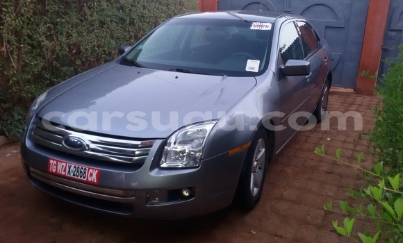 Acheter Neuf Voiture Ford Focus Gris à Ouagadougou au Burkina-Faso
