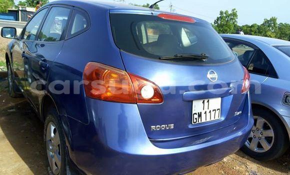 Sayi Sabo Nissan Rogue Bleu Mota in Ouagadougou a Burkina-Faso