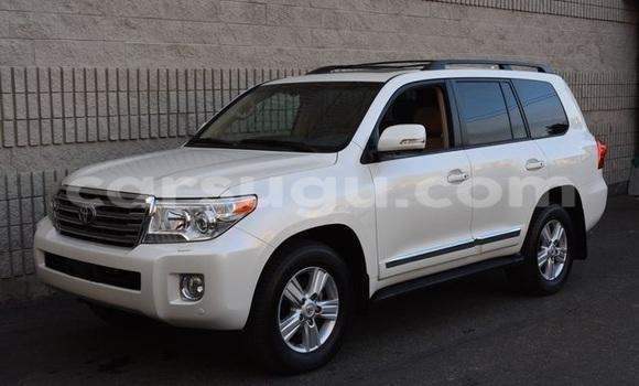Acheter Voiture Toyota Land Cruiser Blanc à Ouagadougou en Burkina-Faso