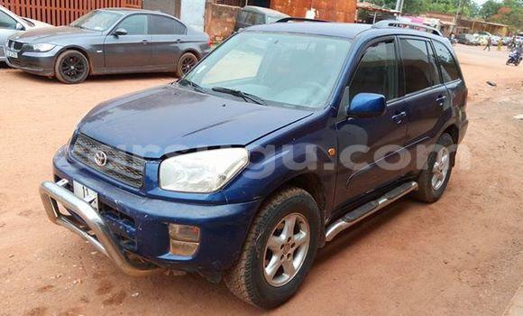 Acheter Voiture Toyota Probox Bleu à Ouagadougou en Burkina-Faso