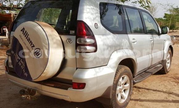 Acheter Voiture Toyota Land Cruiser Prado Gris à Ouagadougou en Burkina-Faso