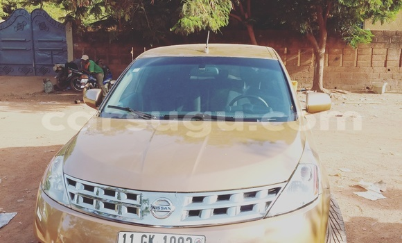 Acheter Occasion Voiture Nissan Murano Marron à Ouagadougou, Burkina-Faso
