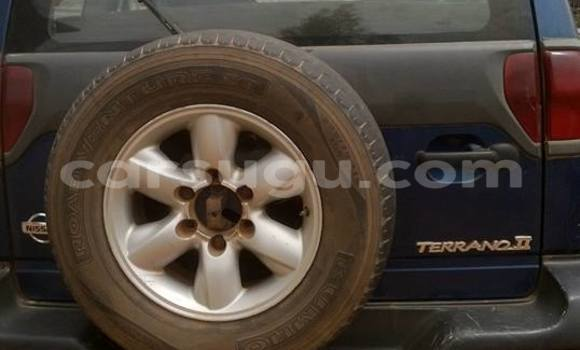 Acheter Occasion Voiture Nissan Terrano Bleu à Ouagadougou, Burkina-Faso