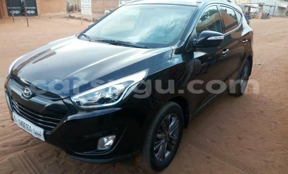Acheter Voiture Hyundai ix35 Noir à Ouagadougou en Burkina-Faso
