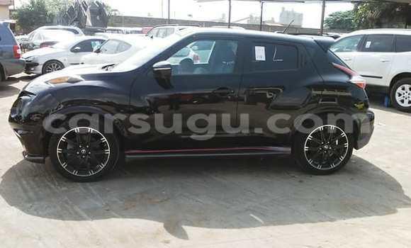 Acheter Occasion Voiture Nissan Juke Noir à Ouagadougou au Burkina-Faso
