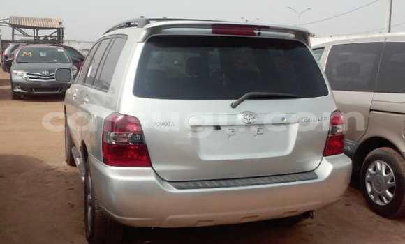 Acheter Voiture Toyota Highlander Gris à Ouagadougou en Burkina-Faso