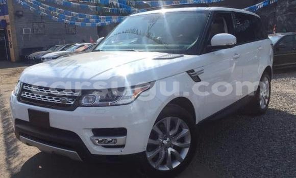 Acheter Occasion Voiture Land Rover Range Rover Blanc à Ouagadougou, Burkina-Faso
