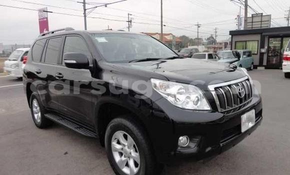 Acheter Occasions Voiture Toyota Land Cruiser Prado Noir à Ouagadougou au Burkina-Faso