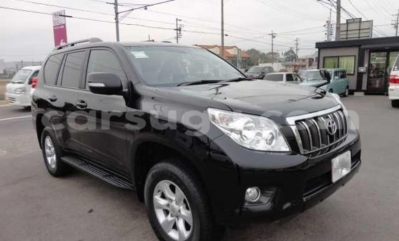 Acheter Occasion Voiture Toyota Land Cruiser Prado Noir à Ouagadougou au Burkina-Faso