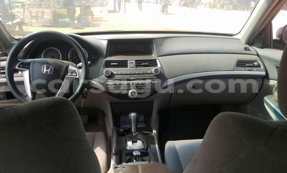 Acheter Occasion Voiture Honda Accord Gris à Ouagadougou au Burkina-Faso