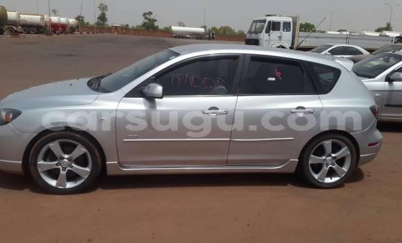 Acheter Neuf Voiture Mazda 3 Gris à Bobo Dioulasso au Burkina-Faso