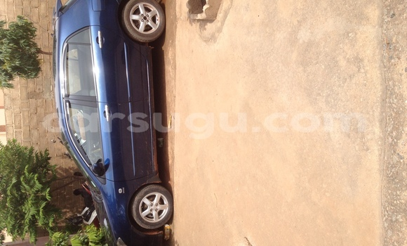 Acheter Occasion Voiture Toyota Corolla Bleu à Ouagadougou au Burkina-Faso