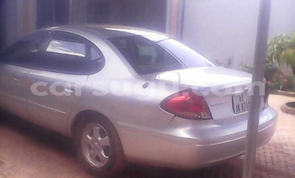 Acheter Occasion Voiture Ford Escape Gris à Ouagadougou, Burkina-Faso
