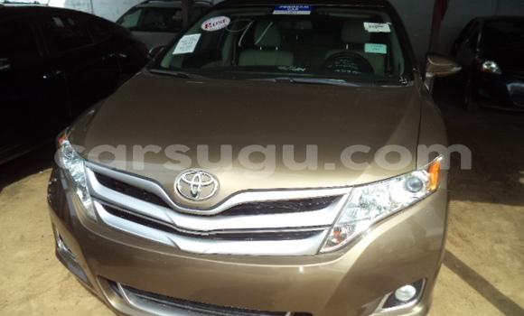 Acheter Occasion Voiture Toyota Venza Blanc à Ouagadougou au Burkina-Faso