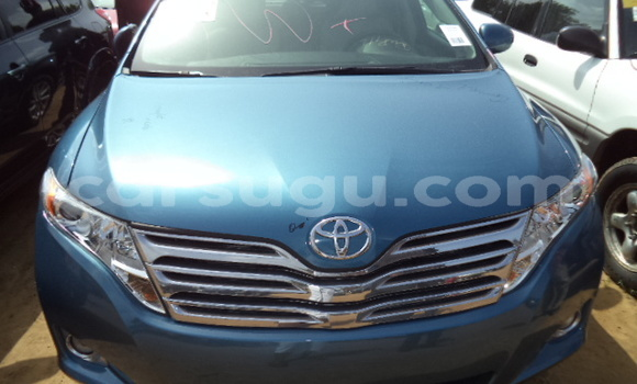 Acheter Neuf Voiture Toyota Venza Bleu à Ouagadougou au Burkina-Faso