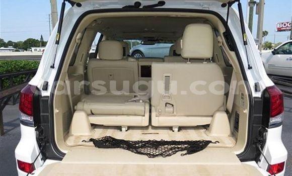 Acheter Occasion Voiture Lexus LX Blanc à Koudougou, Burkina-Faso