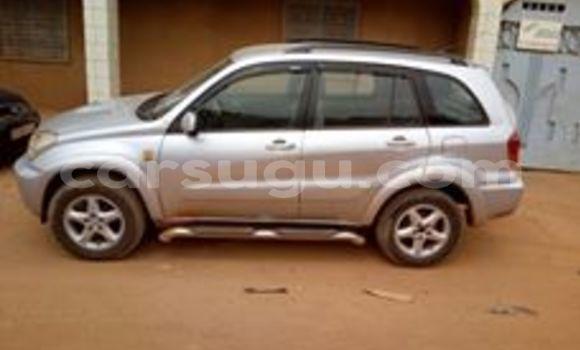 Acheter Occasion Voiture Toyota RAV4 Gris à Ouagadougou au Burkina-Faso
